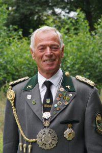 Schützenkönig 2018/2019 Carl-Heinz Röntsch